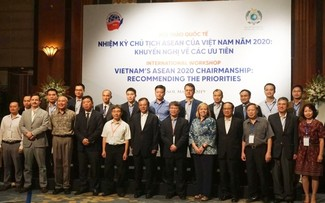 Expert recommendations for Vietnam's ASEAN 2020 Chairmanship