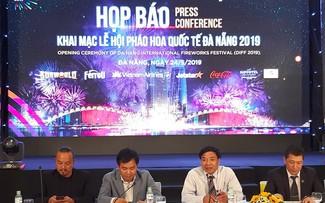 Da Nang International Fireworks Festival 2019 to open June 1st