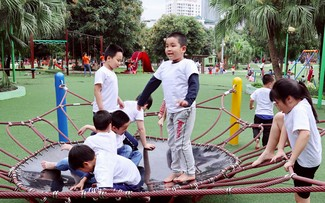 Children's rights to play