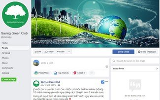 Saving Green Group inspires green lifestyle