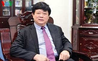Lời chúc Tết 2019 của Tổng Giám đốc Đài Tiếng nói Việt Nam