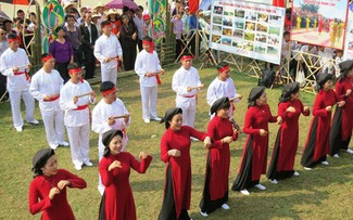 Xoan singing enlivens Hung Kings Festival 2019