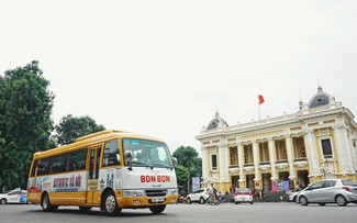Bonbon City Tour explores history, culture of Hanoi