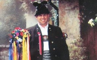 German traditional wedding customs