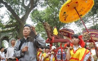 Village festival – culture of wet rice civilization