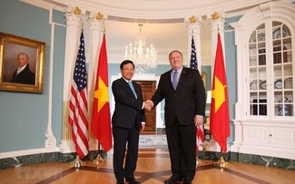 Vietnam values relations with US: Deputy PM