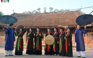 Quan Ho singing marks 10th anniversary of UNESCO recognition