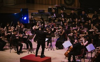 Vietnam's cultural industry shaped by young artists' dreams