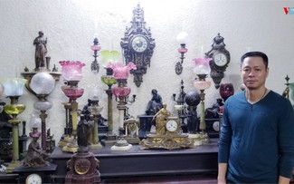 Collecting kerosene lamps – a hobby that recalls the good old days
