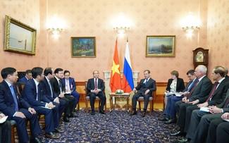 Vietnam, Russia gear up for stronger ties