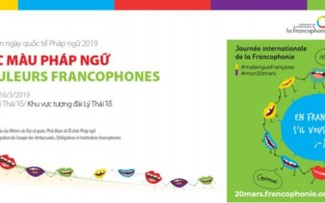 Vietnam responds to International Francophonie Day