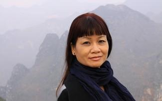 """Nhà văn Võ Thị Xuân Hà: """"Tôi ước mong độc giả đọc thấy chính cuộc đời mình"""""""