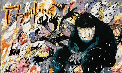 Дорогостоящие картины вьетнамского художника Ле Кинь Тай