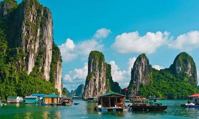 Vịnh Hạ Long có tên trong nhóm 25 kỳ quan thiên nhiên đẹp nhất thế giới