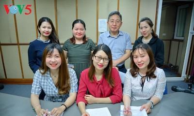 VOV sendet Radioprogramm auf Koreanischer Sprache