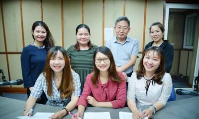 VOV: 한국어 라디오 프로그램 정식 방송