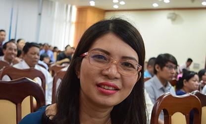Luong Thi Minh Nguyet- Ibu guru yang gandrung dengan pembaruan