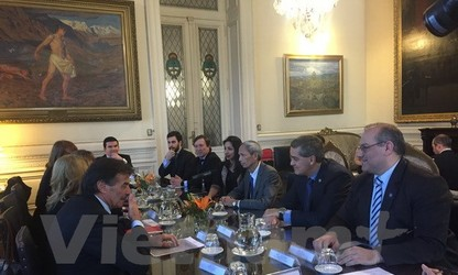 Se funda el Grupo de Diputados de Amistad Argentina-Vietnam