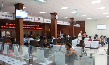 Administrative reforms to better serve people, businesses