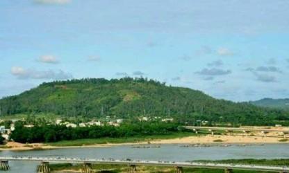 クアンガイ省の有名な景勝地