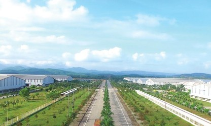 Zona ekonomi terbuka Chu Lai - Lokomotif ekonomi provinsi Quang Nam