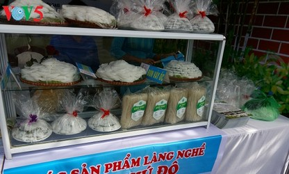 Nghề làm bún ở làng Phú Đô