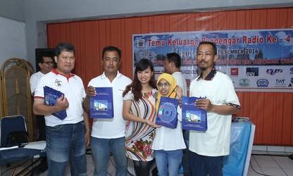 Memperingati HUT ke-51 berdirinya program siaran bahasa Indonesia VOV5
