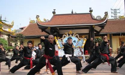 Penjelasan dari VOV5 tentang Silat tradisional Binh Dinh