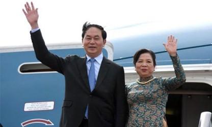 加强越南-白俄罗斯传统友好关系