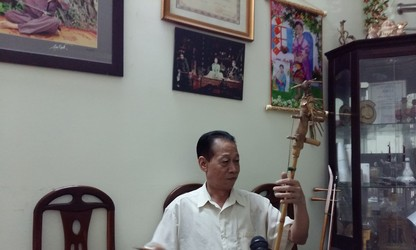 People's Artist Xuan Hoach and his devotion to folk music