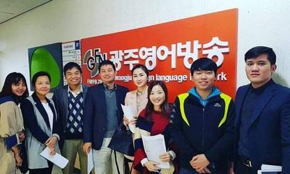 Chuyên mục tiếng Việt của đài GFN cung cấp thông tin bổ ích cho người Việt ở Gwangju