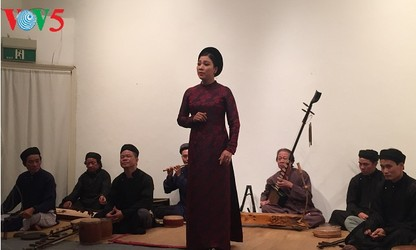 Goethe-Institute concert combines German poems, Vietnamese folk music
