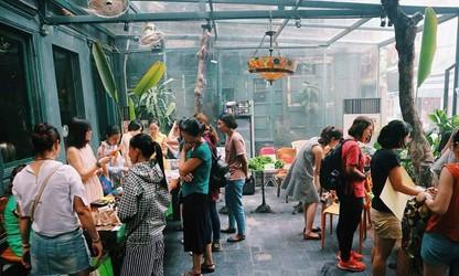 Ханойский веганский мини-фестиваль