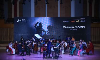 Maius Philharmonic прилагает усилия для донесения симфонической музыки до вьетнамской aудитории
