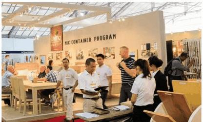 79家国际企业参加越南机械与木材原料展
