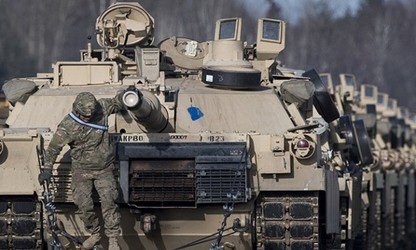Concerns over big countries' military budget increases