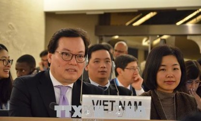 Vietnam respects international dialogue on human rights