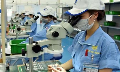 Quý I, Việt Nam thu hút vốn FDI đạt kỷ lục trong vòng 3 năm trở lại đây