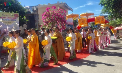 Vietnam's 7th full-moon festival