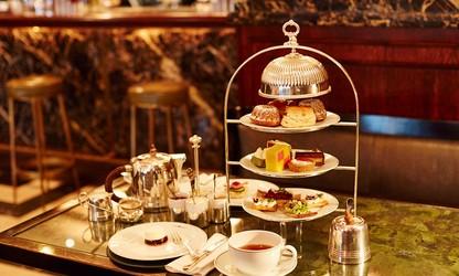 UK afternoon tea culture
