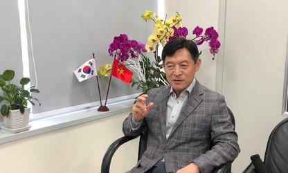 삼성그룹 심원환 단지장님과 진행된 인터뷰