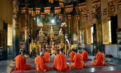 베트남 절 – 문화유산 아름다움 사진전시회