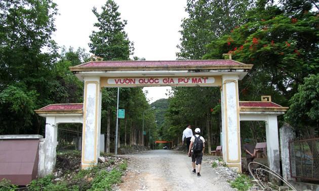 Menguak tabir Taman Nasional Pu Mat, provinsi Nghe An