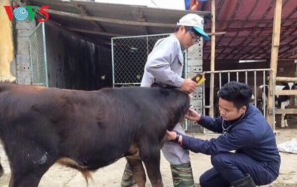 畜産農家と学生のために