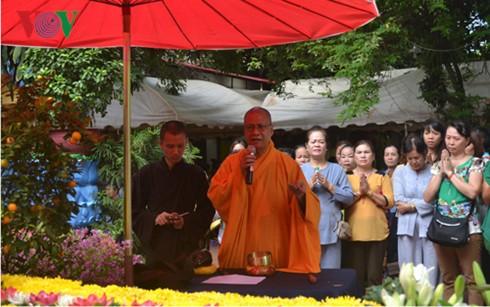 Komunitas diaspora Vietnam di Laos menaruh perhatian pada pemilihan anggota MN Vietnam angkatan ke-14