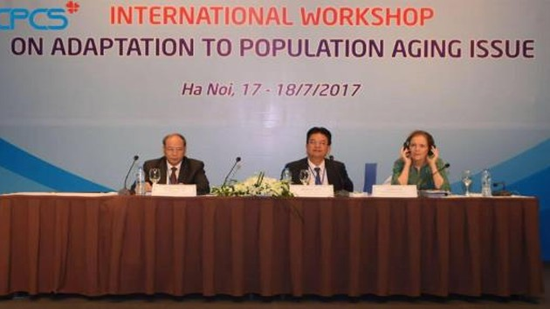 Conférence internationale sur l'adaptation au vieillissement de la population