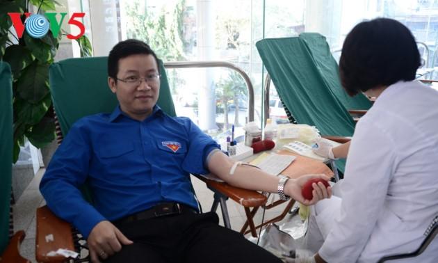 Blutspende-Kampagne