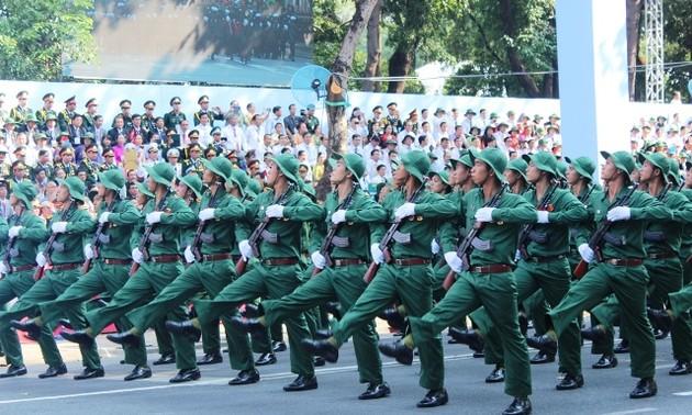 Aktivitas memperingati ultah ke-40 penyatuan Tanah Air Vietnam berlangsung di banyak negara di dunia