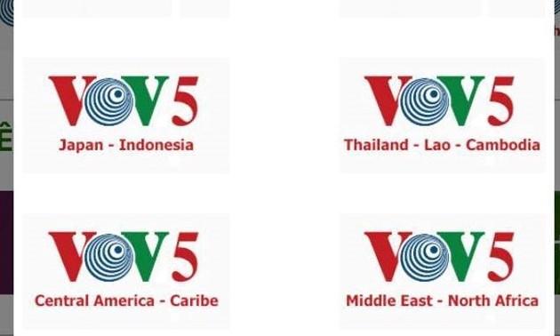 Dễ dàng nghe, xem vovworld.vn trên smartphone