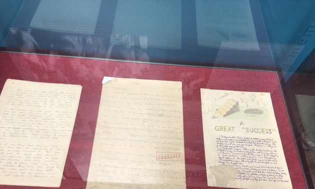 Memories of war showcased at Hoa Lo prison